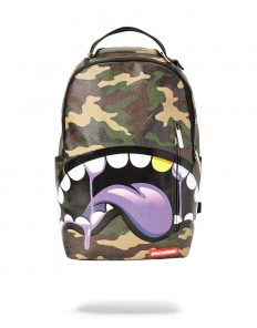 לצפייה במוצר SPRAYGROUND SHARKTONGUE REMIX PURPLE