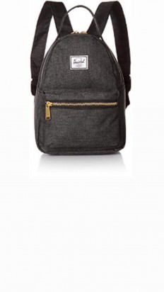 לצפייה במוצר HERSCHEL NOVA MINI BLACK X