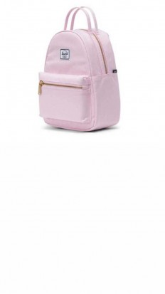 לצפייה במוצר HERSCHEL NOVA MINI PINK LADY CROSSHATCH