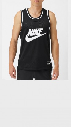 לצפייה במוצר NIKE SUMMER STATEMENT TANK BLACK