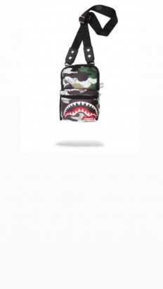 לצפייה במוצר SPRAYGROUND CAMO MONEY SLING
