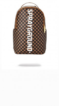 לצפייה במוצר SPRAYGROUND RUBBER CHECKERED LOGO
