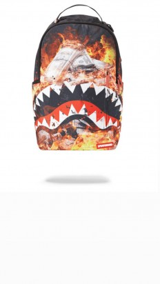 לצפייה במוצר SPRAYGROUND FIRE MONEY SHARK