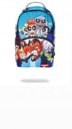 לצפייה במוצר SPRAYGROUND POWERPUFF GIRLS SHARK