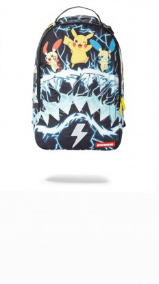 לצפייה במוצר SPRAYGROUND POKEMON PIKACHU ELECTRIC SHARK