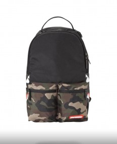 לצפייה במוצר SPRAYGROUND CAMO SIDE SHARK DOUBLE CARGO