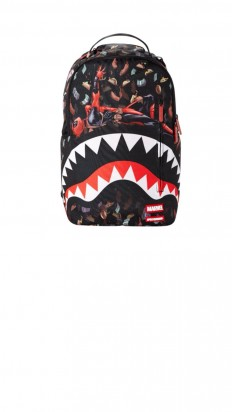 לצפייה במוצר DEADPOOL TACO$ RAIN SHARK BACKPACK