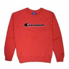 לצפייה במוצר CHAMPION SWEATSHIRT RED