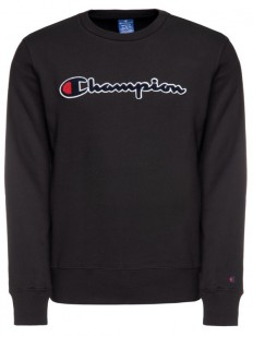 לצפייה במוצר CHAMPION CREWNECK SWEATSHIRT BLACK