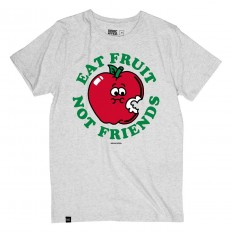לצפייה במוצר DEDICATED EAT FRUIT TEE GREY