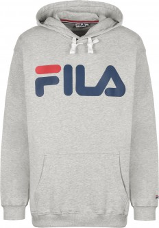 לצפייה במוצר FILA HOODED SWEATSHIRT GREY
