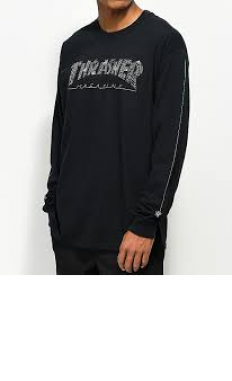 לצפייה במוצר THRASHER web long sleeve