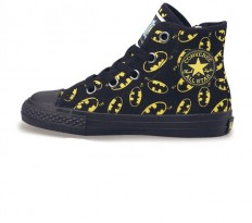 לצפייה במוצר converse chuck taylor all star hi top black/blazin batman