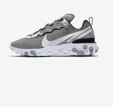 לצפייה במוצר REACT ELEMENT 55 SE WHITE/WOLF
