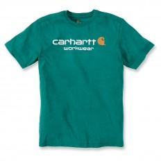 לצפייה במוצר CARHARTT LOGO CHARCOAL