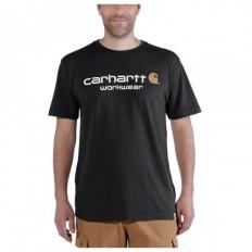 לצפייה במוצר CARHARTT LOGO BLACK