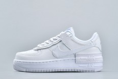 לצפייה במוצר NIKE AIR FORCE 1 SHADOW WHITE