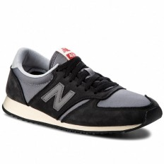 לצפייה במוצר NEW BALANCE U420KBG BLACK GREY