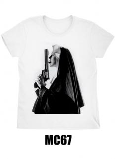 לצפייה במוצר JIFFA NUN T-shirt