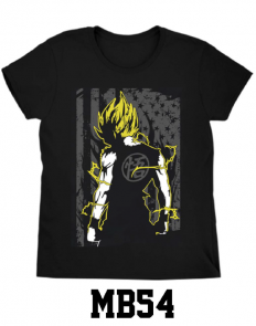 לצפייה במוצר Dragon Ball blk T-shirt