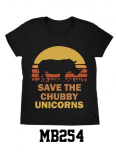 לצפייה במוצר JIFFA SAVE CHUBBY UNICORNS