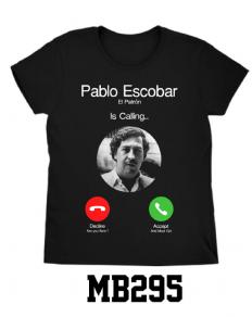 לצפייה במוצר Pablo is calling T-shirt