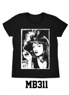 לצפייה במוצר MIA WALLAS MB311 T-shirt