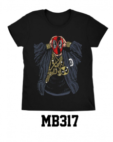 לצפייה במוצר  Deadpool T-shirt