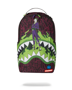לצפייה במוצר SPRAYGROUND JOKER WHY SO SERIOUS