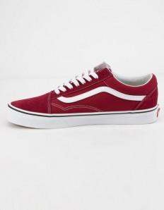 לצפייה במוצר VANS OLD SKOOL RED MAROON