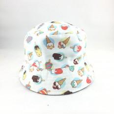 לצפייה במוצר ice cream white BUCKET HAT