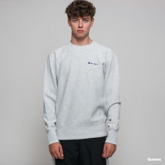 לצפייה במוצר CHAMPION CREWNECK SWEATSHIRT GREY