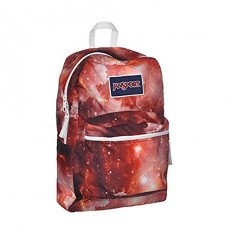 לצפייה במוצר JANSPORT MULTI RED GALAXY BACKPACK
