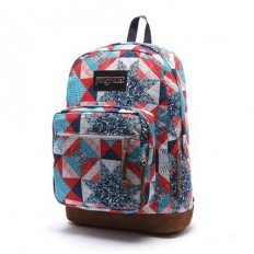 לצפייה במוצר JANSPORT PRINTED PATCHES 31L BACKPACK