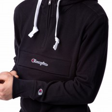 לצפייה במוצר Champion Half Zip Hooded Sweatshirt