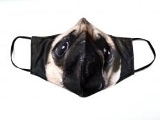 לצפייה במוצר face mask - pug