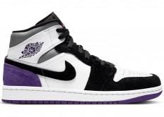 לצפייה במוצר  Jordan 1 Mid SE Purple