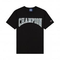 לצפייה במוצר   Champion Logo Crewneck Tee Black