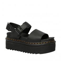 לצפייה במוצר  Dr. Martens Leather Strap Platform Sandals