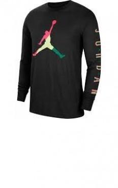 לצפייה במוצר JORDAN T-SHIRT long sleeve r/y/g