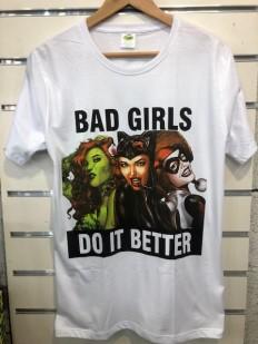 לצפייה במוצר BAD GIRLS T-SHIRT