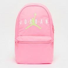 לצפייה במוצר jordan pink logo backpack