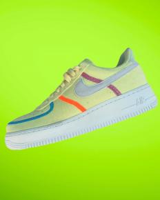 לצפייה במוצר Nike Air Force yellows