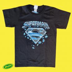 לצפייה במוצר SUPERMAN BLUE CRYPTO LOGO T-shirt