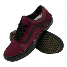 לצפייה במוצר vans old skool red & black