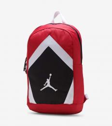 לצפייה במוצר jordan red & blk diamond backpack
