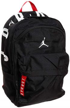 לצפייה במוצר jordan black bag - red touch