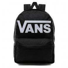 לצפייה במוצר vans black logo backpack